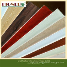 4*8feet Hot Sale E1 Glue Double Melamine Faced Plywood